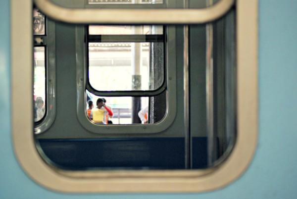 Zugfahrt Colombo Bentota