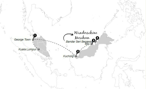 Miri > Bandar Seri Begawan