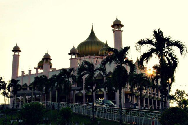 Moschee Kuching