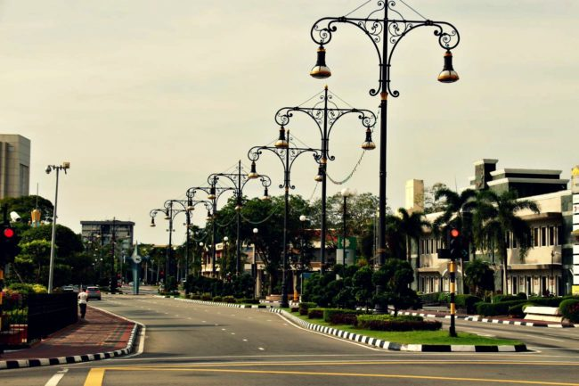 Straßen Brunei