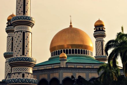 Jame'Asr-Hassanal-Bolkiah Moschee