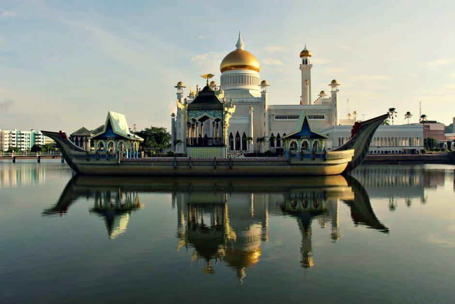 Moschee Brunei Bandar Seri Begawan