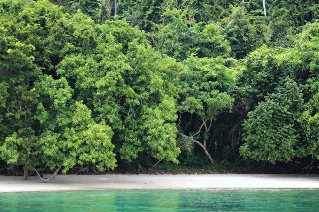 strand pulau gaya