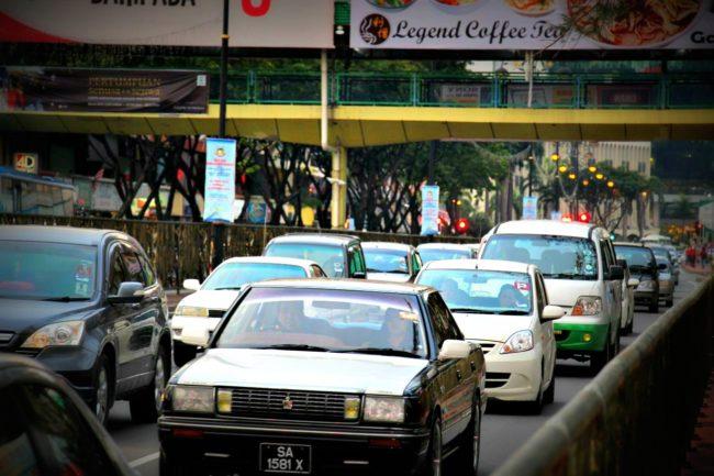 Kota Kinabalu Straße