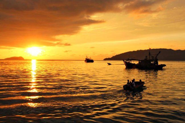 Schiffe Kota Kinabalu