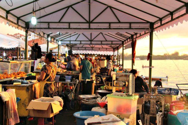 Markt Kota Kinabalu