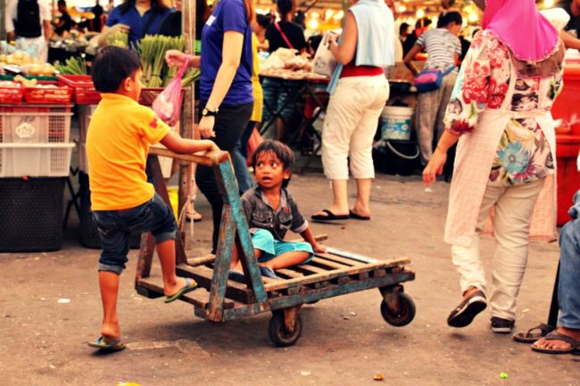 Kota Kinabalu Markt