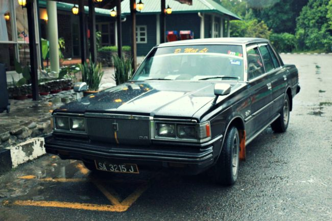 Toyota Crown Royal Saloon 1978