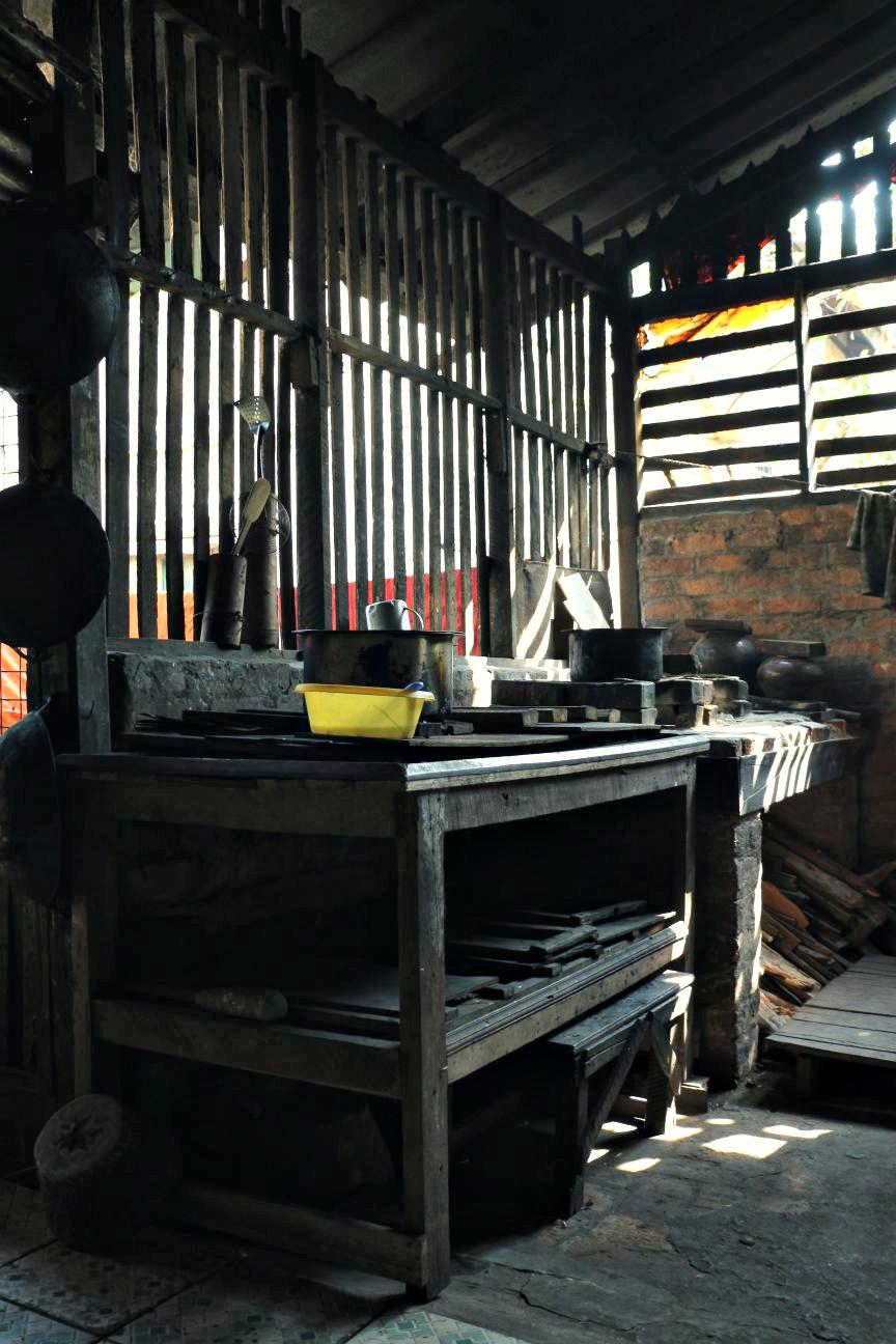 Kochstelle Mönchskloster