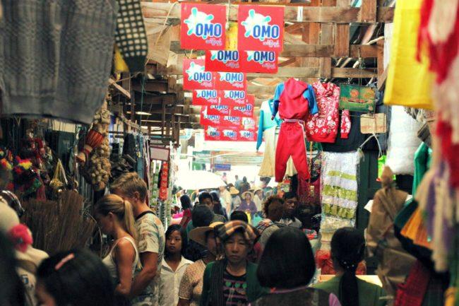 Markt Kalaw