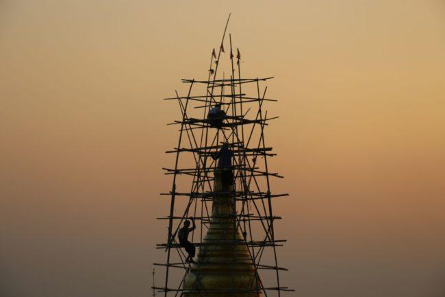 Sagaing Pagode