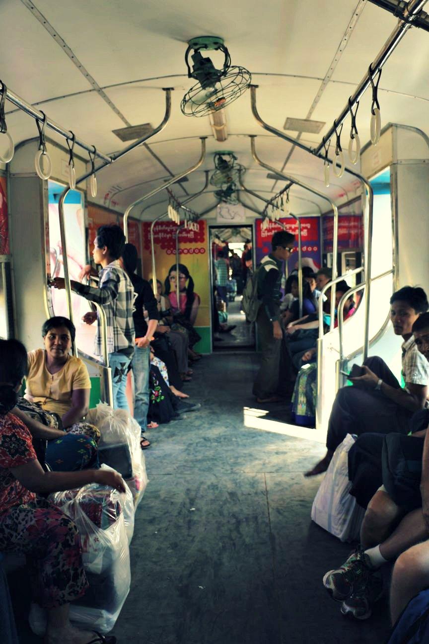 Circle Line Myanmar