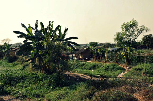 Umgebung Yangon