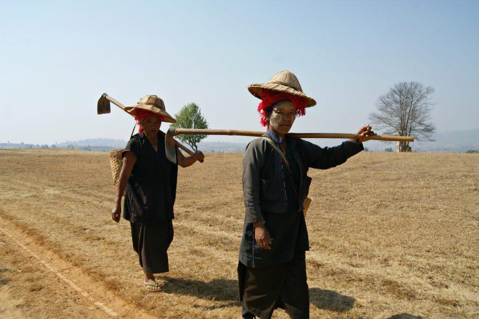 myanmar einwohner