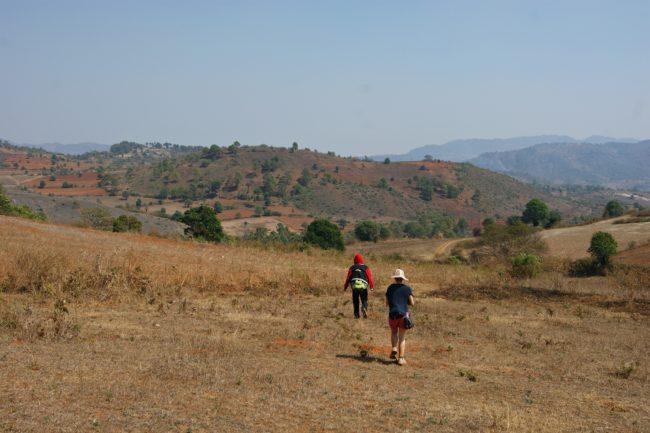trekking kalaw