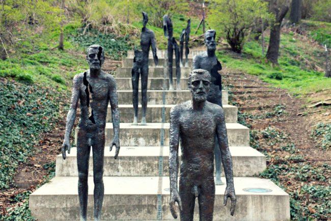 Denkmal für die Opfer des Kommunismus Prag