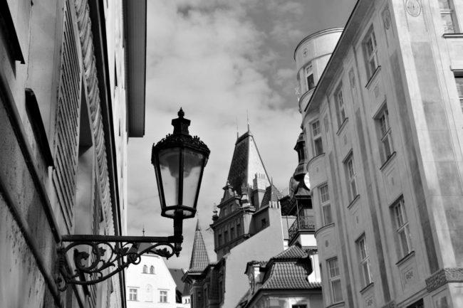 Jüdisches Viertel Prag