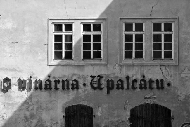 Häuser Prag