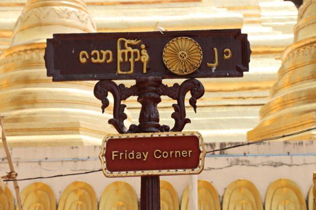 friday corner