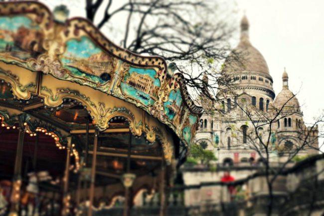 Karussell Sacre-Coeur