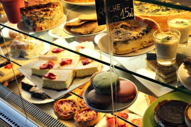 Café Baguette Warschau