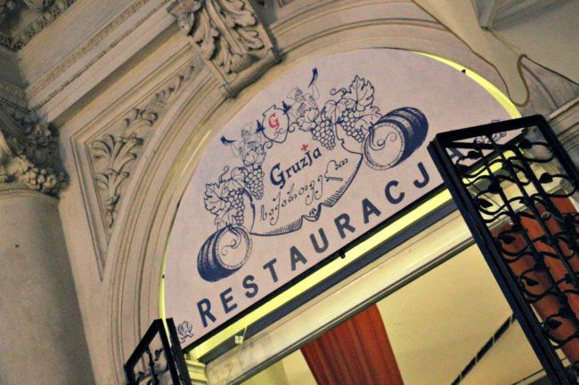 Restauracja Gruzja Warschau