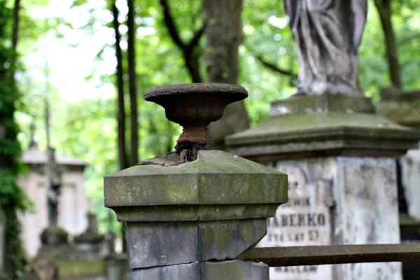 Powązki-Friedhof Warschau