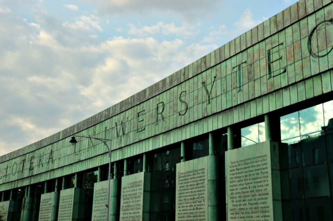 Universitätsbibliothek Warschau