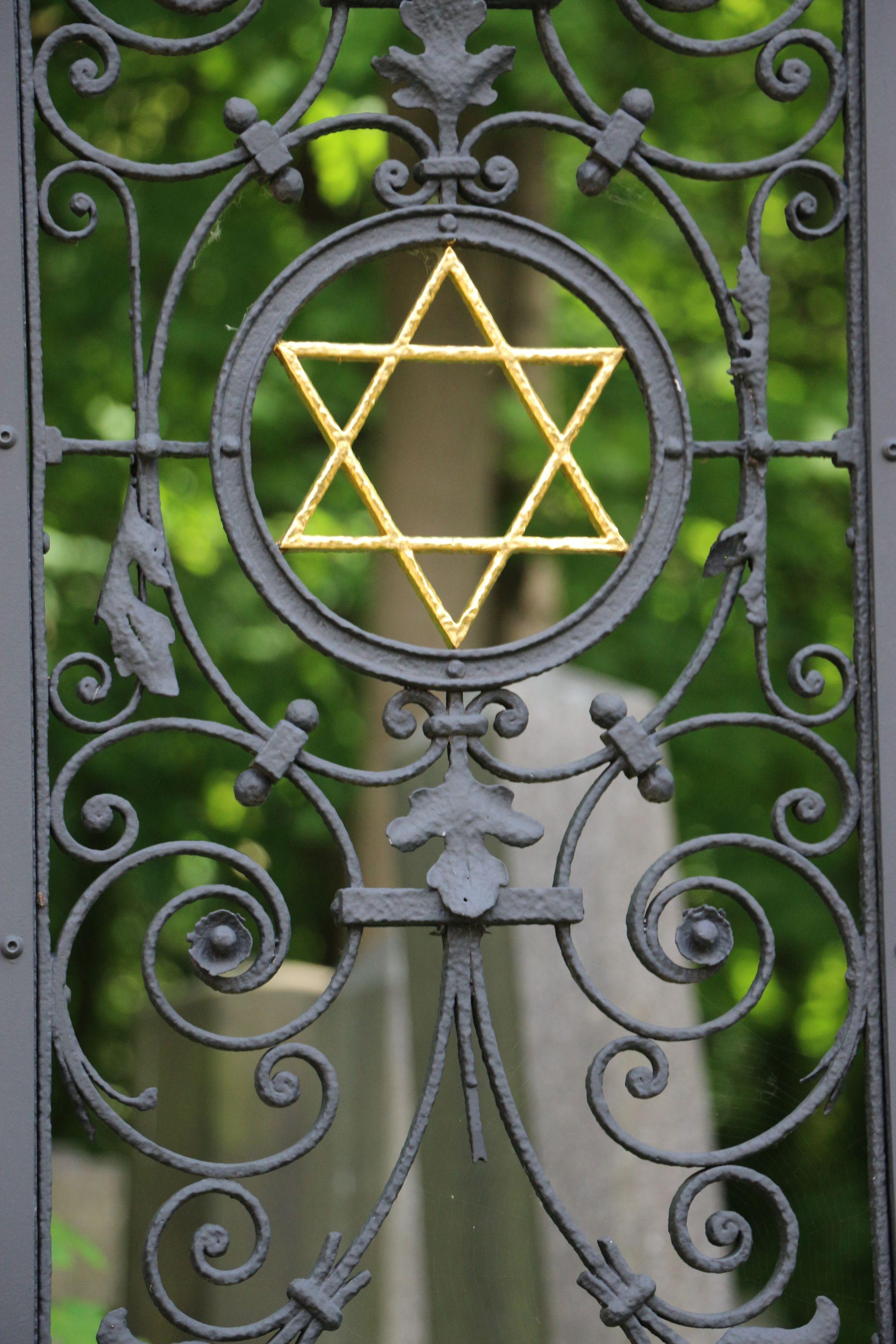 Grab jüdischer Friedhof Weißensee