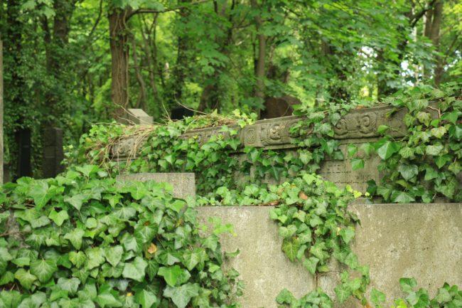 Mausoleum jüdischer Friedhof Weißensee