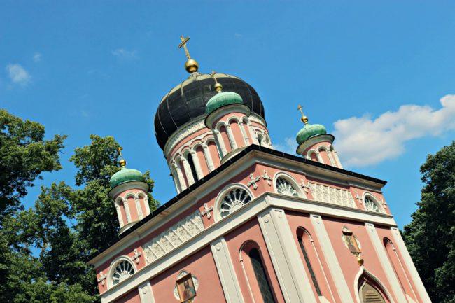 Alexander-Newski-Gedächtniskirche Potsdam