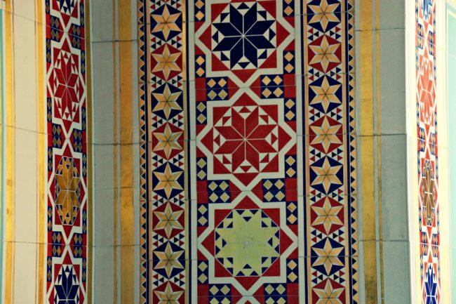Maurisches Kabinett Schloss Belvedere Potsdam