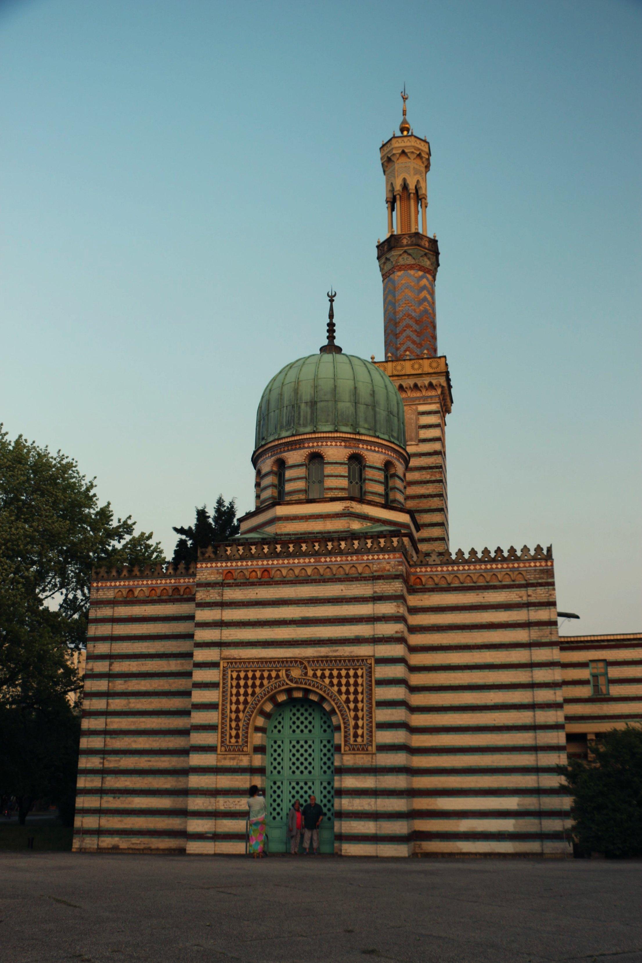 Moschee Potsdam