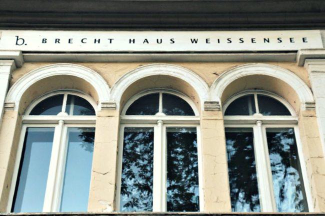 Brecht Haus Weißensee