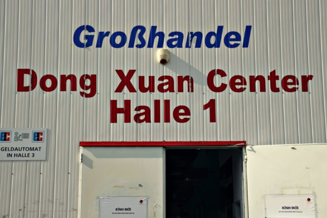 halle dong xuan center