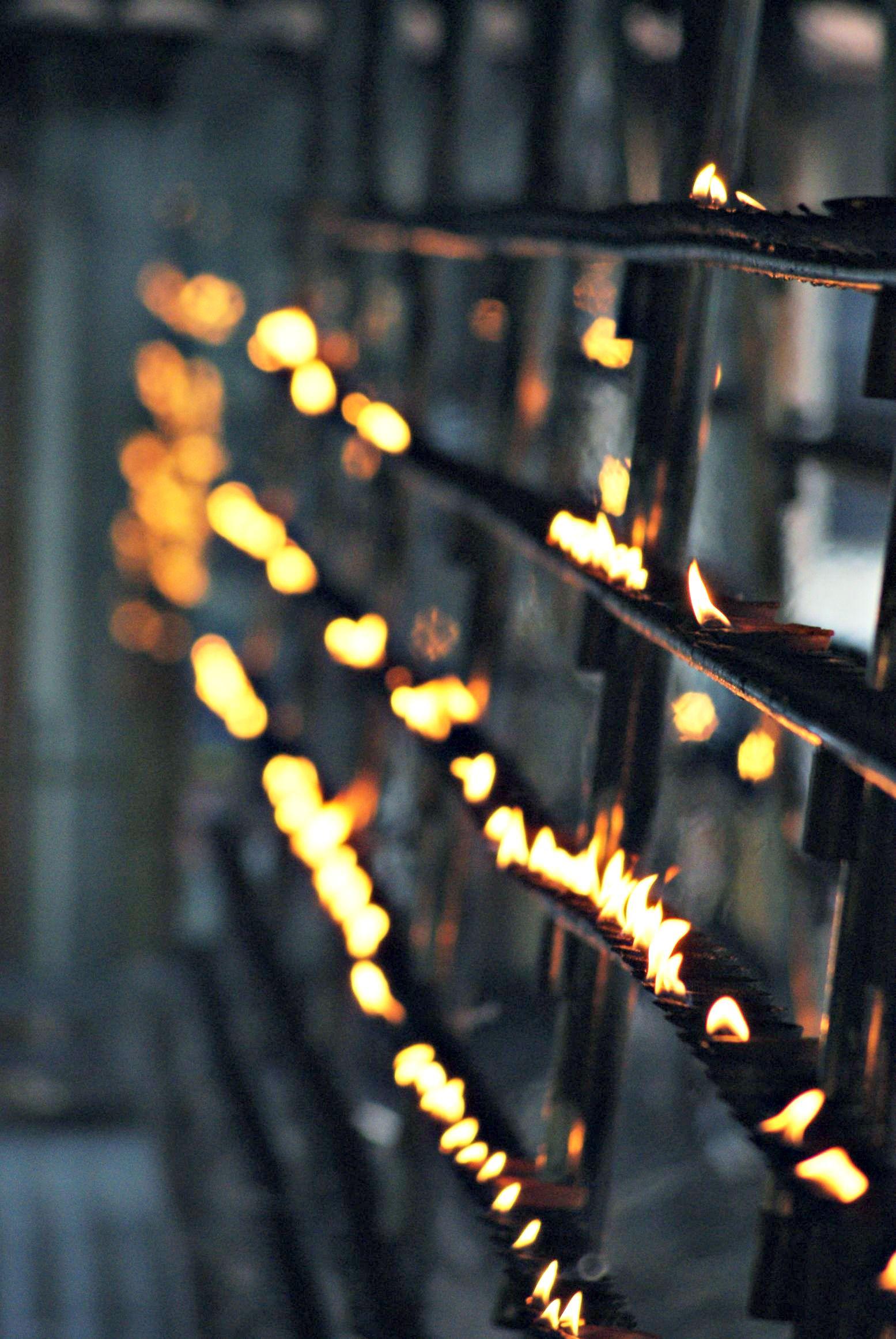 Lichter Zahntempel Kandy