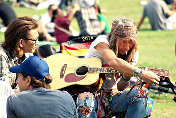Hippies Thaiwiese