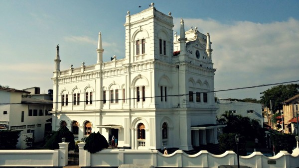 Moschee in Galle