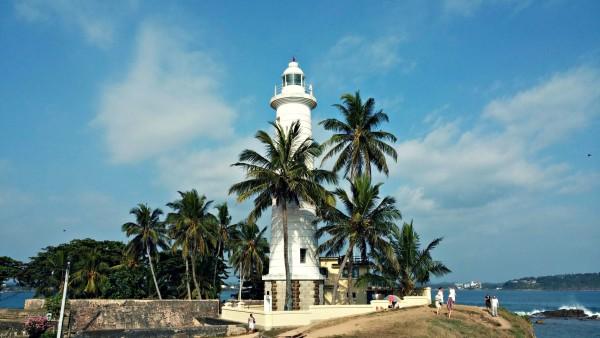Leuchtturm Galle