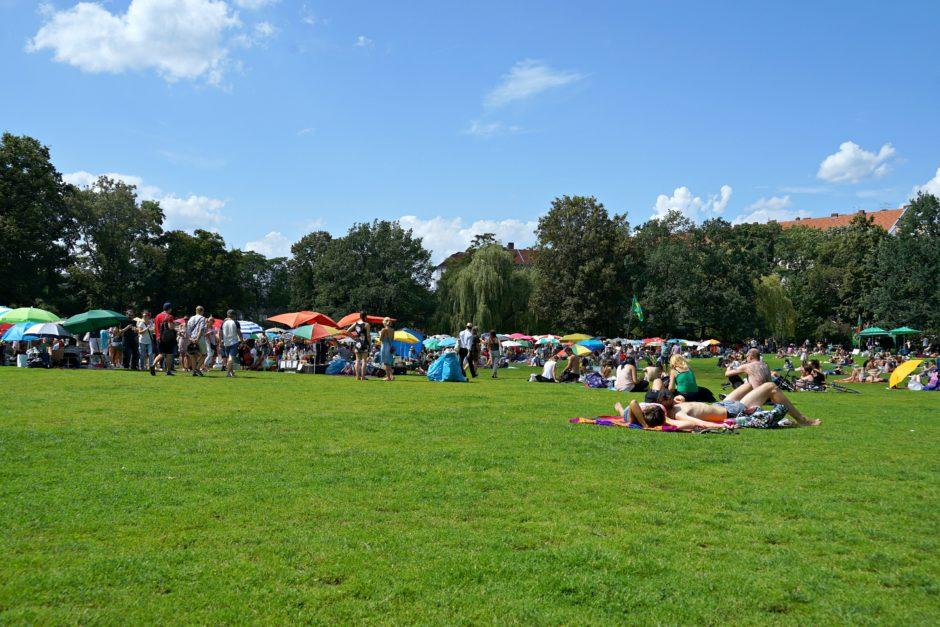 Preußenpark Berlin park berlin im preußenpark öffnungszeiten bilder thaiwiese