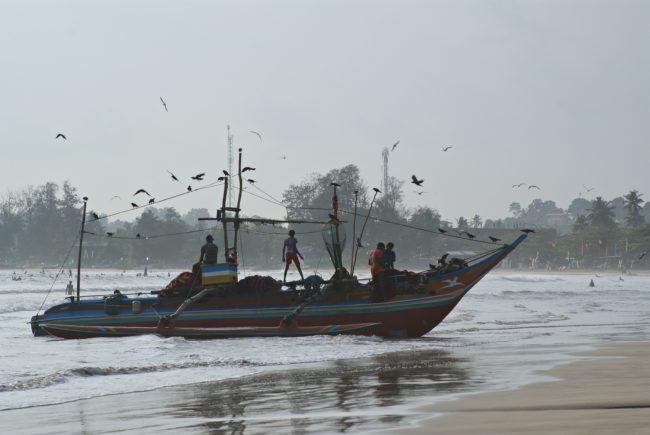 weligama strand