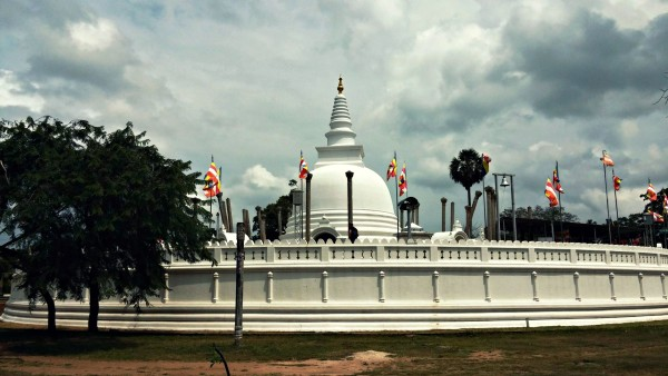 Thuparama-Dagoba