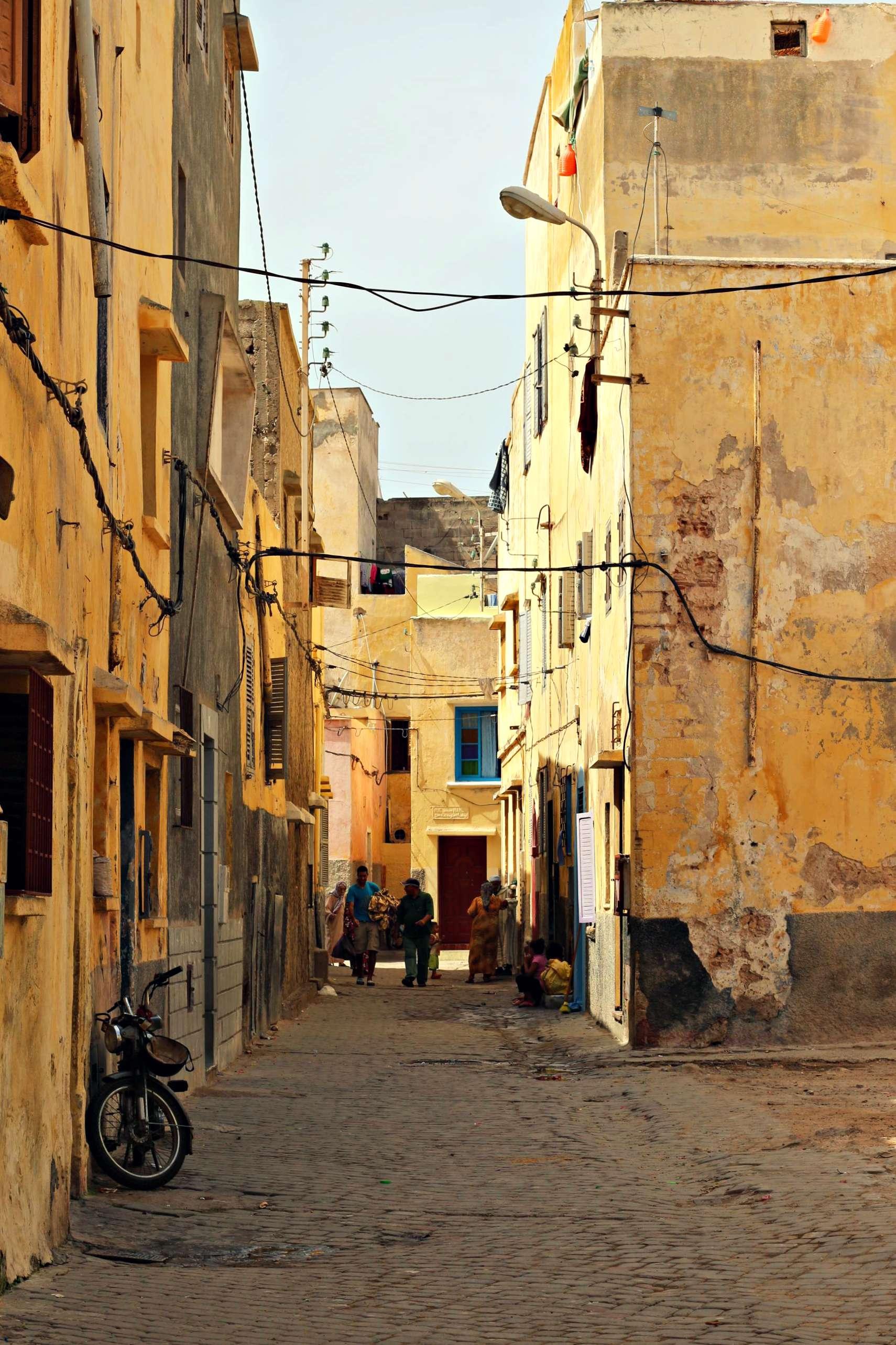 El Jadida portugiesische Medina