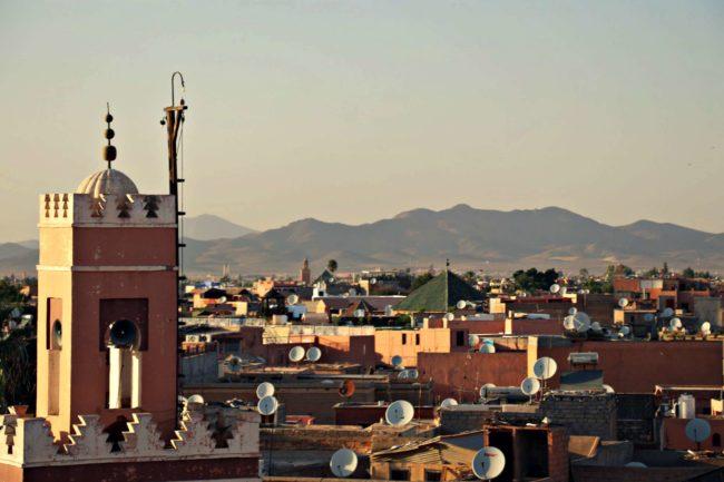 Marrakesch Gebirge