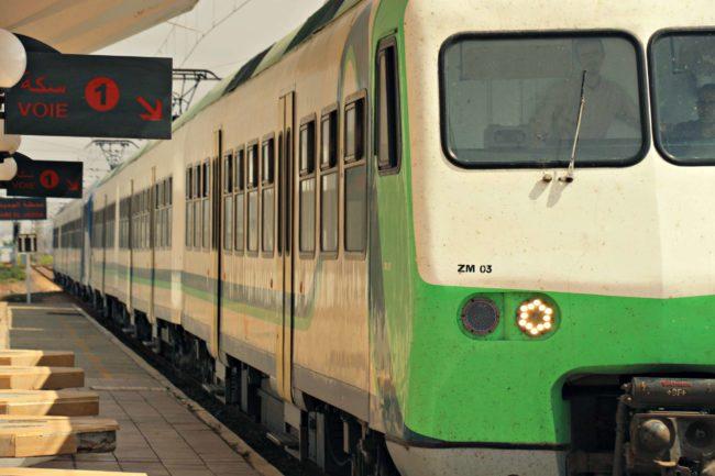 Zug Marokko