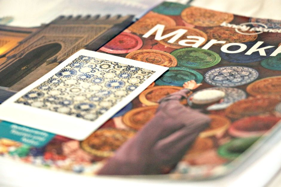 Reisevorbereitung Marokko