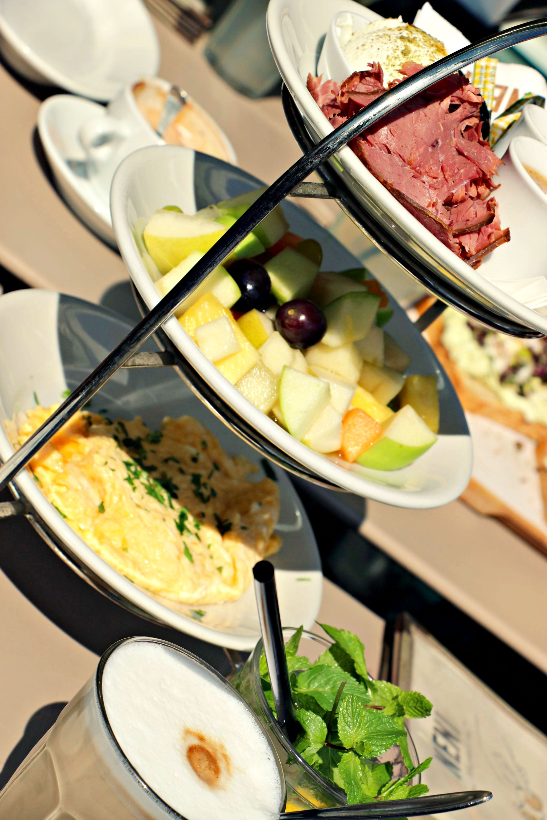 Neni Wien Frühstück