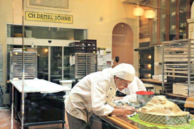 Schauzuckerbäckerei Demel