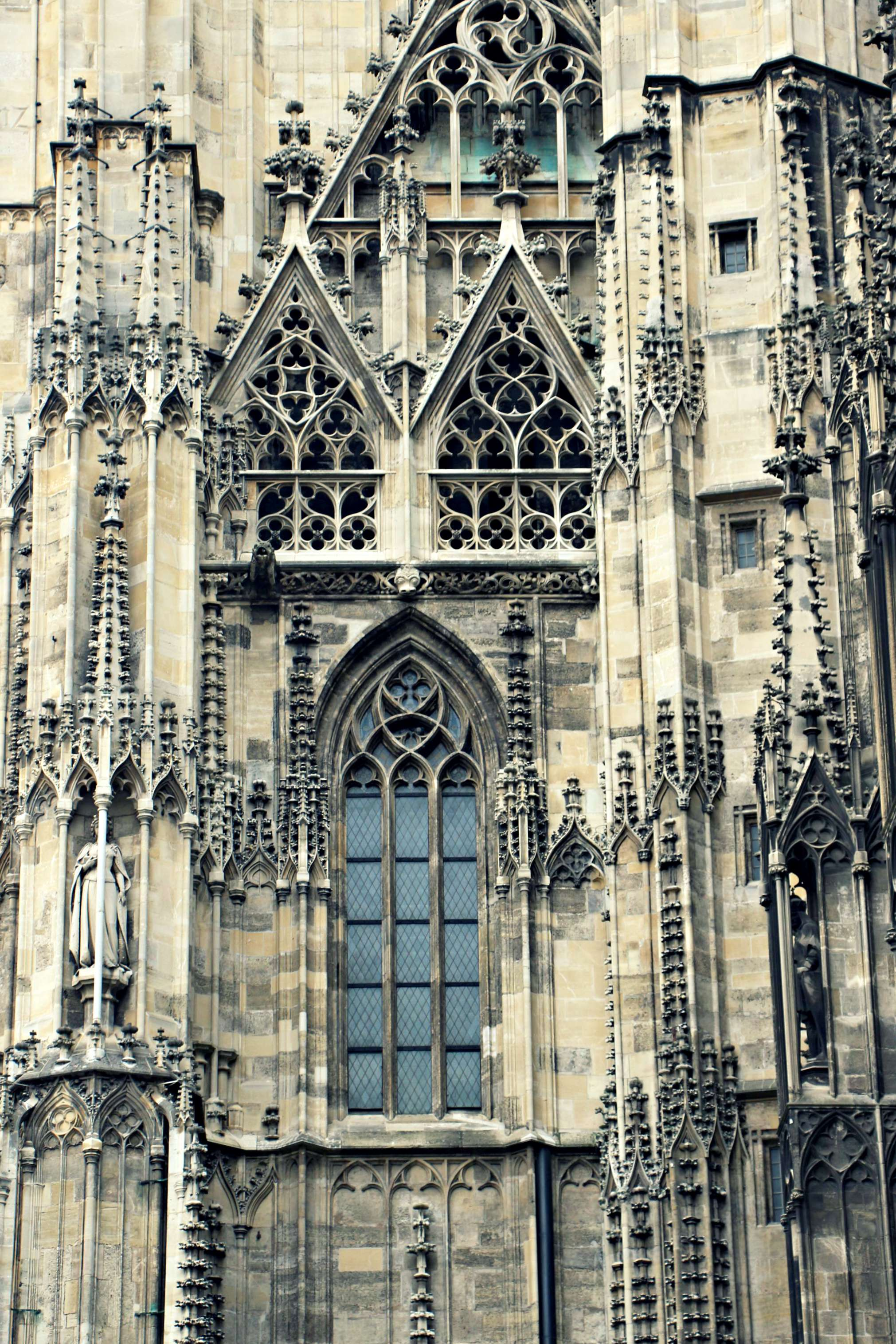 Fassade Stephansdom