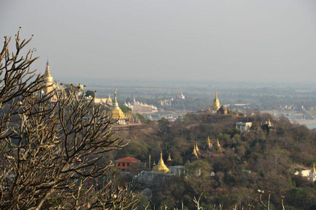 mandalay pagoden